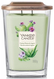 Свеча Yankee Candle Elevation Collection Cactus Flower & Agave, 80 час