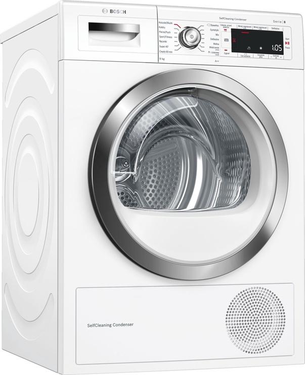 Bosch WTW85562PL
