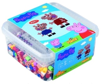 Hama Toys Peppa Pig Beads And Board