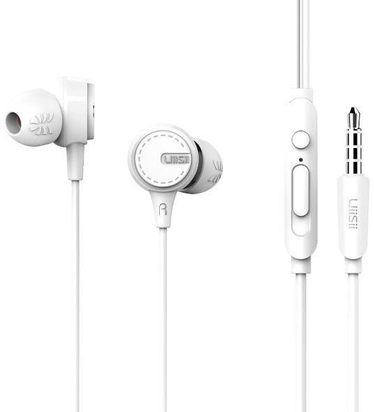 Наушники UiiSii IT-U8 In-Ear White