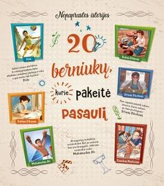 Knyga 20 berniukų, kurie pakeitė pasaulį