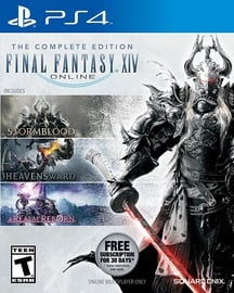 Final Fantasy XIV Online The Complete Edition PS4