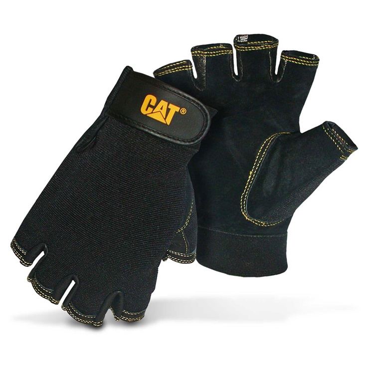 Рабочие перчатки Cat 12202, текстиль