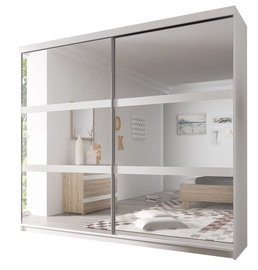 Idzczak Meble Wardrobe Multi 10 183cm White