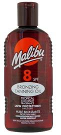 Malibu Bronzing Tanning Oil SPF8 200ml