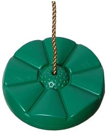 Šūpoles 4IQ Swing Flower, zaļa