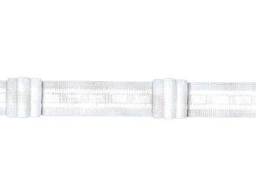 Užuolaidos juostelė F3-200, balta