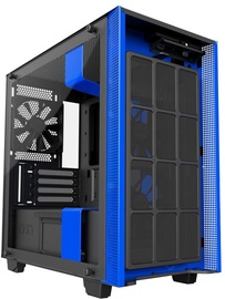 NZXT H400i Mini-Tower mATX Black/Blue