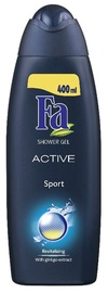 Dušas želeja Fa Active Sport, 400 ml