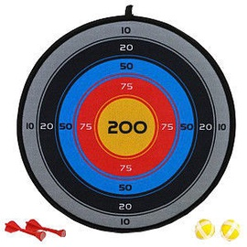 Tommy Toys Target With Darts 472785