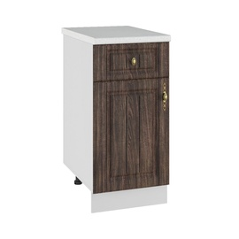DSV Imperia S1JA 400 Kitchen Cabinet Walnut