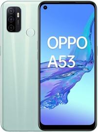 Mobilusis telefonas Oppo A53 Mint, 128 GB