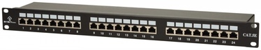 A-Lan PK006 1U 24 Port Panel