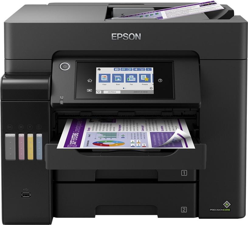 Многофункциональный принтер Epson EcoTank L6570, струйный, цветной