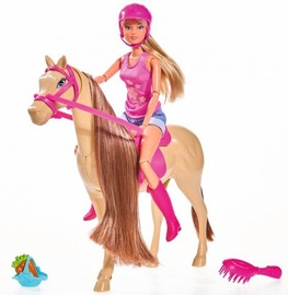 Simba Steffi Love Doll With Horse 105733052