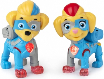 Spin Master Paw Patrol Mighty Pups Super Paws Mighty Twins