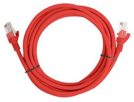 Lanberg Patch Cable UTP CAT6 20m Red
