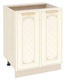 DaVita Milana 23.58 Kitchen Bottom Cabinet Astrid Pine/Vanilla