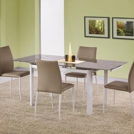 Halmar Dining Table Alston Beige White