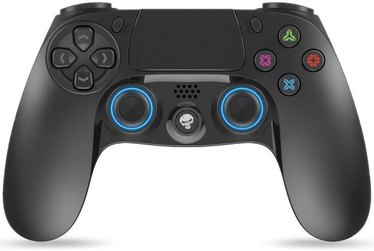 Spirit of Gamer PS4 Bluetooth Controller Black