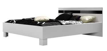 Idzczak Meble Lucca Bed 160x200 White