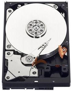 Western Digital Blue 1TB 5400RPM SATA3 8MB WD10JPVX