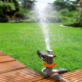 Gardena Full or Part Circle Pulse Sprinkler Comfort