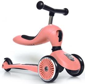 Bērnu rotaļu mašīnīte Scoot And Ride Highway Kick 1 Peach