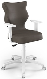 Офисный стул Entelo Office Chair Duo, белый/серый