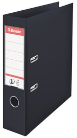 Esselte No.1 Vivida Lever Arch File PP 7.5cm Black