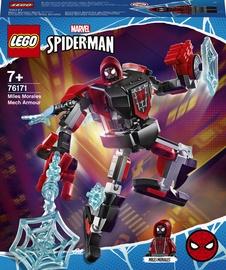 Конструктор LEGO Super Heroes Marvel Майлз Моралес: Робот 76171, 125 шт.