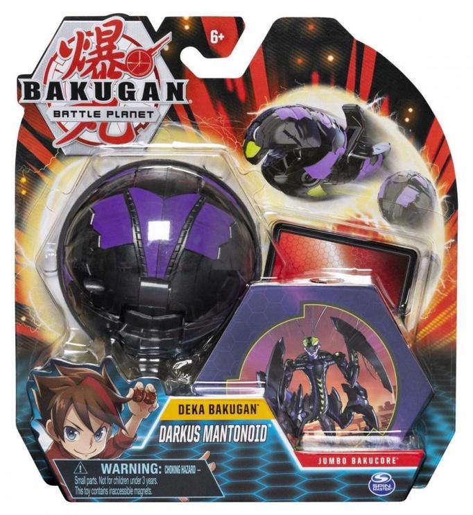 Spin Master Bakugan Battle Planet Deka Darkus Mantinoid