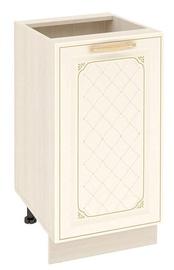 DaVita Milana 23.54 Kitchen Bottom Cabinet Astrid Pine/Vanilla