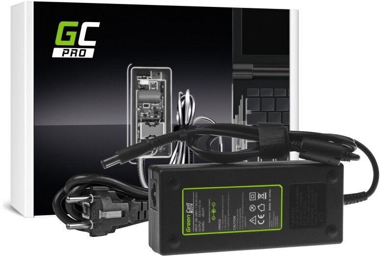 Зарядное устройство Green Cell Charger Pro 18.5V 6.5A 120W 7.4-5.0mm For HP 6710b