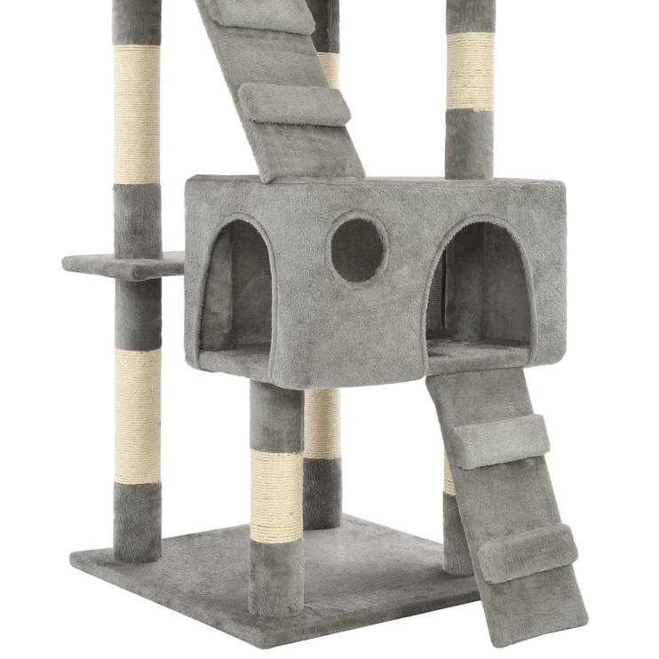 Когтеточка для кота VLX Cat Tree, 500x500x1700 мм