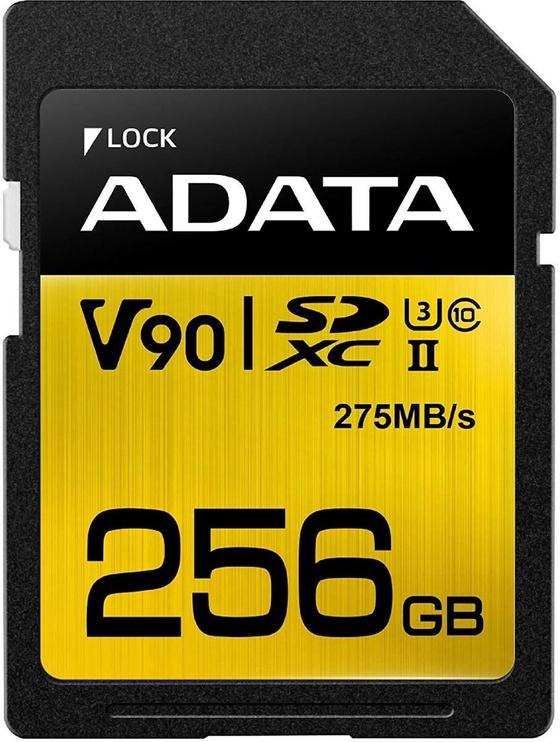ADATA Premier One 256GB SDXC UHS-II U3 Class 10