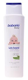 Babaria Baby Aloe Vera Body Milk 400ml