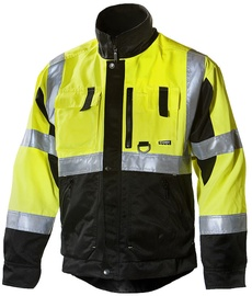 Dimex 6330 Jacket Black/Yellow M
