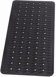 Vannas istabas paklājs Ridder Playa 68310 Black, 800x380 mm