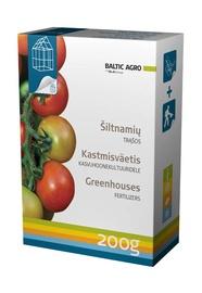 Mēslojums siltumnīcu augiem Baltic Agro, 0,2kg