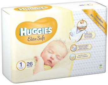 Huggies Elite Soft 1 26