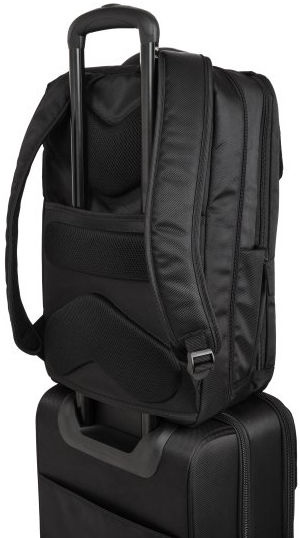 Kensington SecureTrek Overnight Laptop Backpack 17 Black