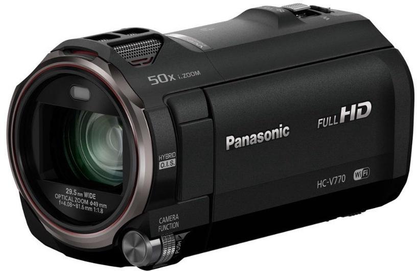 Panasonic HC-V770EG-K Black