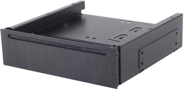 "SilverStone SST-FP58B 5.25"" to Bay Converter Black"