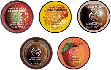 The Body Shop Lip Butter 5pcs Set 50ml
