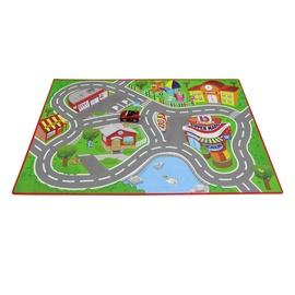 Коврик для игр BB Junior Ferrari, 1000 см x 700 см