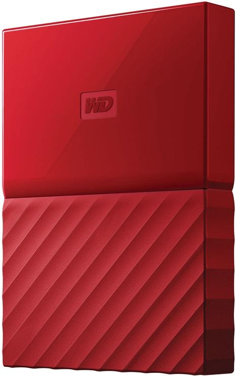 Western Digital 2TB My Passport USB 3.0 Red WDBYFT0020BRD-WESN