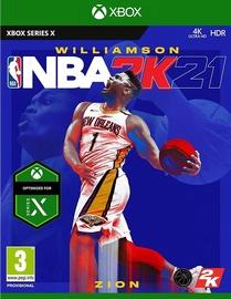 Žaidimas XBOX ONE/SERRIES NBA 2K21
