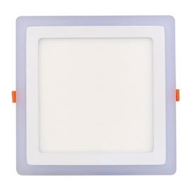 Įmontuojamas šviestuvas DLED-68-6+3W 840/RGB 180LM S