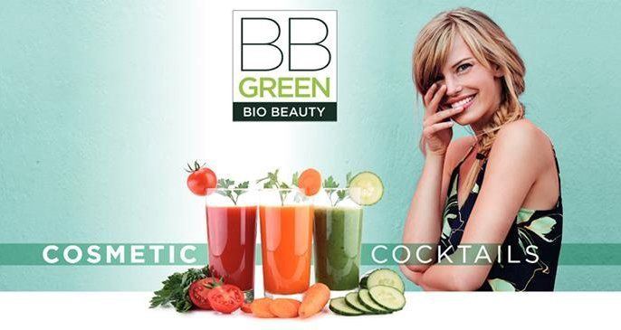 BB Green Vitality Cocktail Slimming Body Cream 200ml